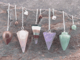 Stone Pendulums