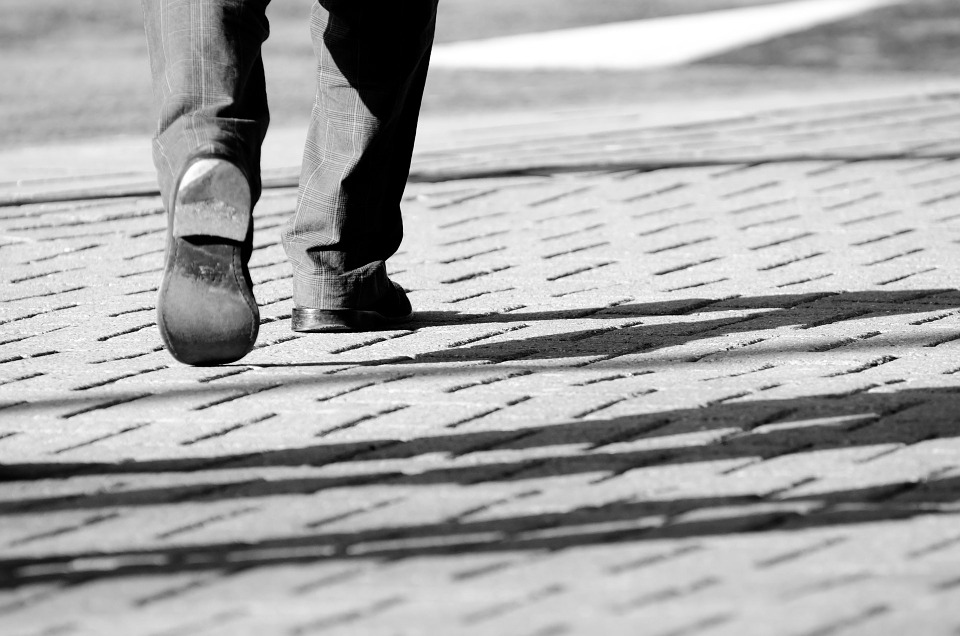 Advancing Step By Step